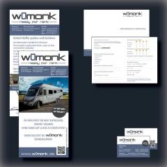 Flyer Dinlang/Folder A5/Visitenkarte